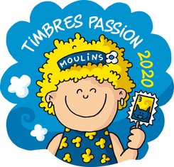 Timbres Passion Moulins 2020