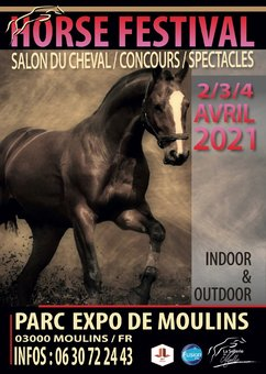 Salon du Cheval (REPORTÉ)